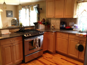 kitchen remodel image 2