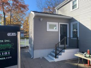 Addition and Siding Replacement